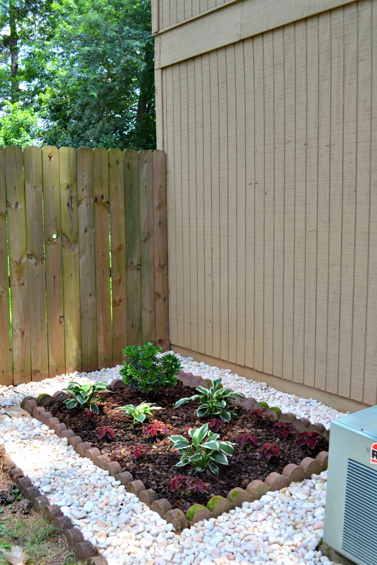 How to Hide an Air Conditioning Unit Landscaping around