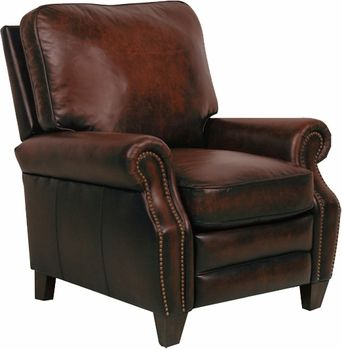 Traditional Style Leggett And Platt Activated Not Operated Mechanism Hardwood Plywood Mortise And Tenon Fr Leather Recliner Leather Recliner Chair Recliner