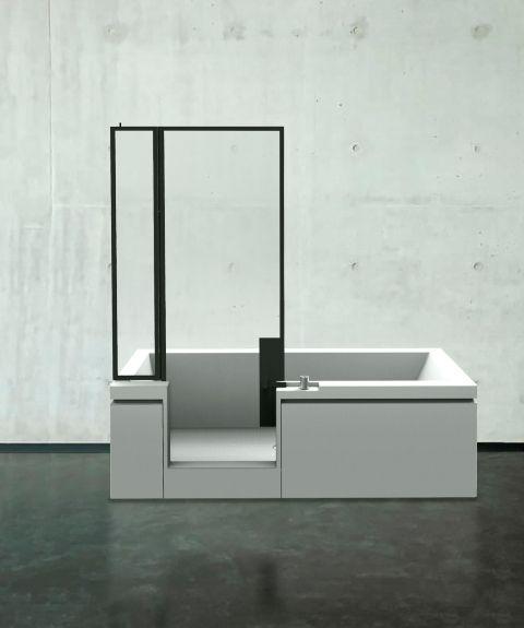 Bloxburg Elegant Bathroom: Wonen - Bathroom, Industrial
