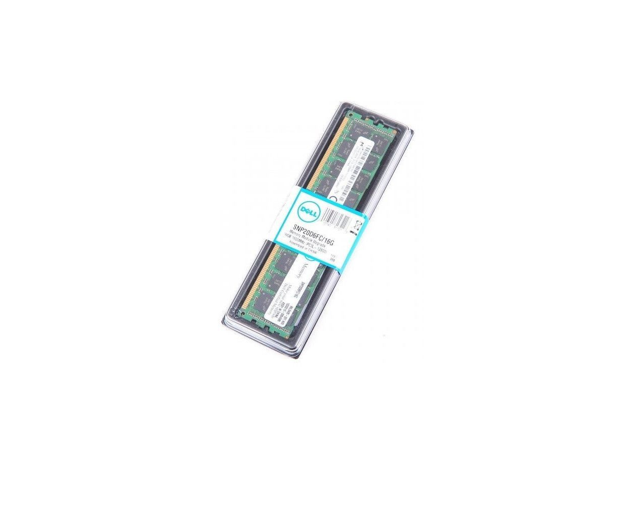 8GB DDR3 1600MHz PC3-12800 CL11 ECC 240pin LV Dell Server Memory SNP96MCTC/8G