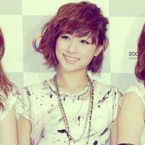 Trendy Short Asian Hairstyles Korean Haircuts Short Hairstyles - Asian hairstyle tips