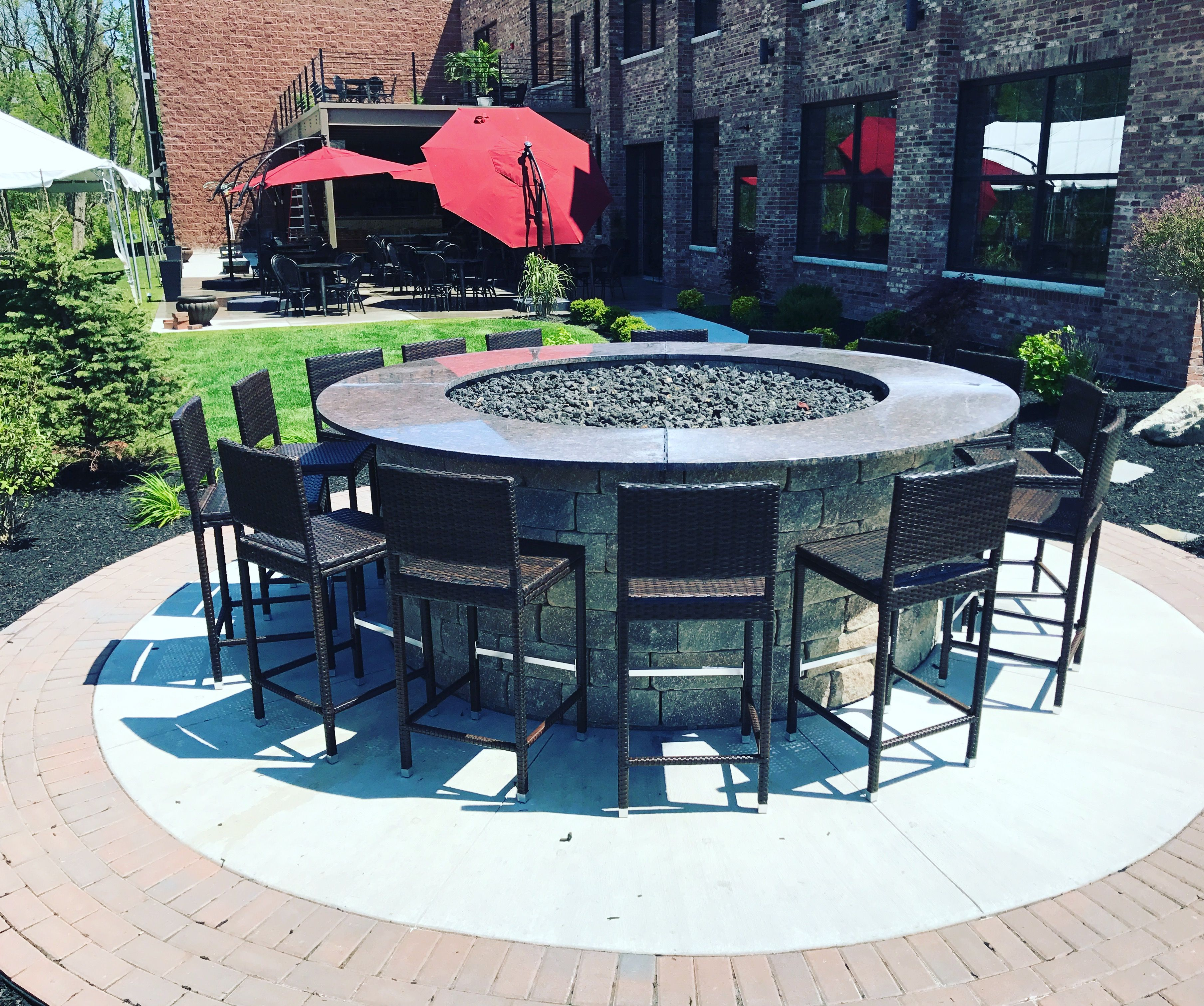 New York Beer Project Outdoor Party Patio In Buffalo, Ny