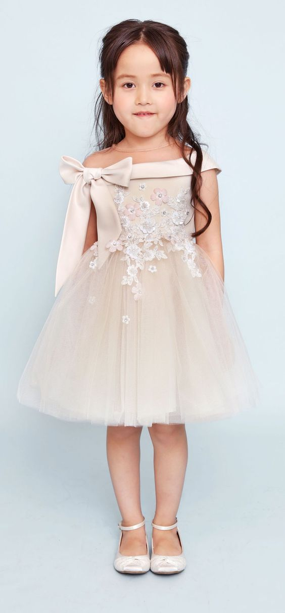 صور فساتين اطفال تجنن فساتين اطفال افراح جديدة Cute Outfits For Kids Baby Birthday Dress Baby Girl Birthday Outfit
