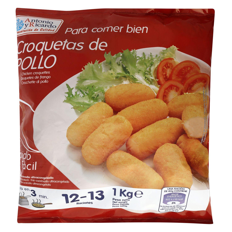 Https Www Carrefour Es Supermercado Detail Croquetas De Pollo