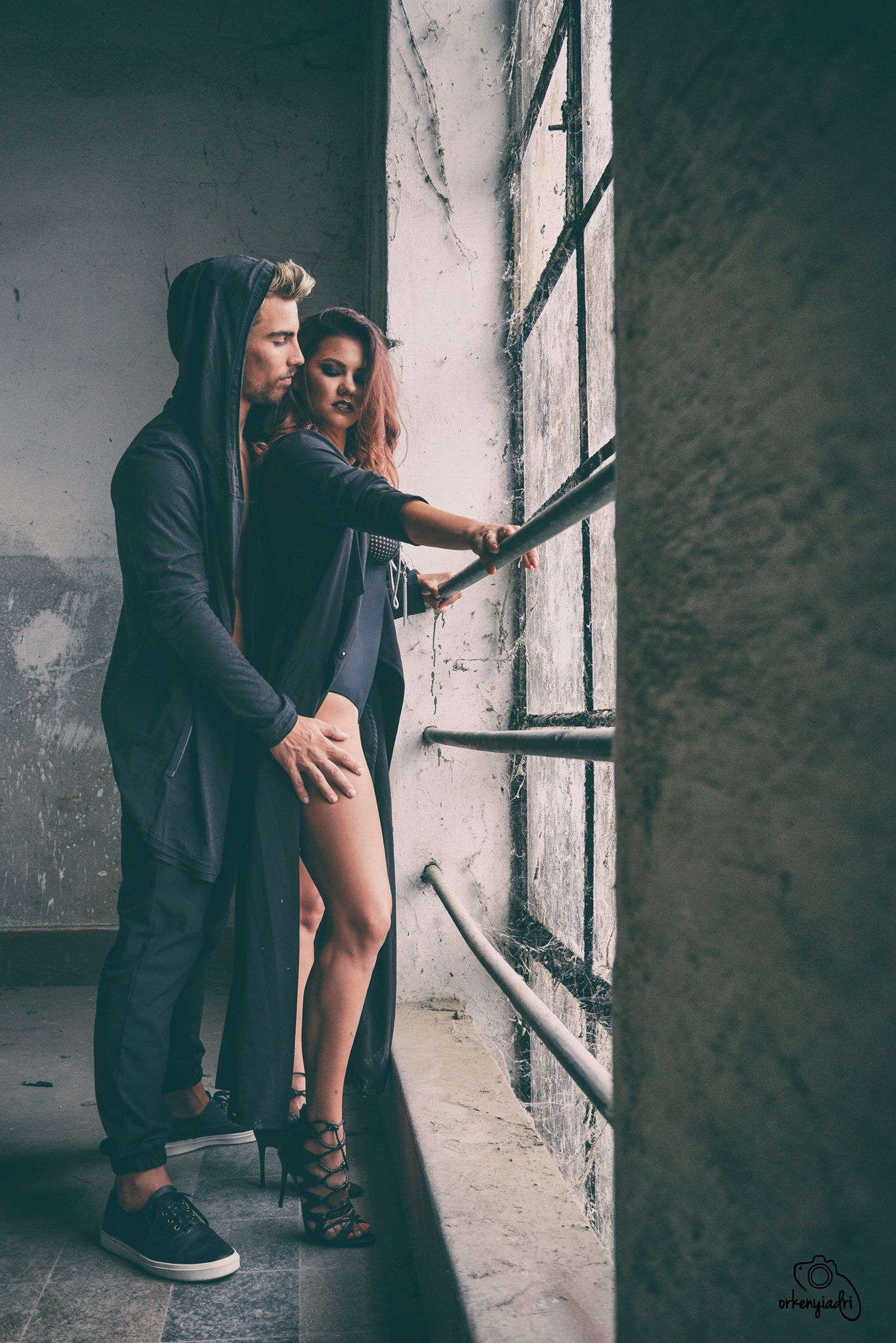 couple photography pair ootd outfit fashion glamour divat trend black white budapest girl boy woman men shirt skirt studio elegance dance dancing choreography sexy jumpsuit highheels