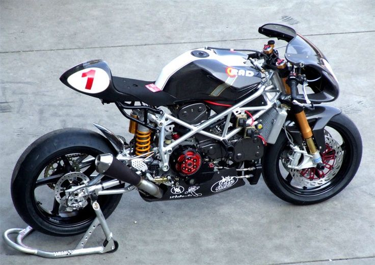 Radical Ducati St2 Cafe Racer Motorcycles Caferacer Motos Caferacerpasion Com