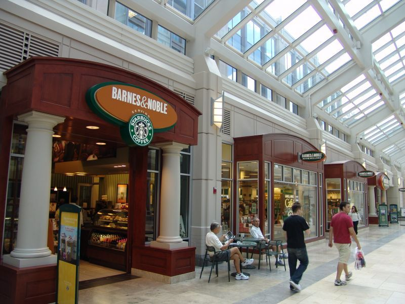 Starbucks In Barnes Noble At The Prudential CenterBoston - Prudential center boston apartments