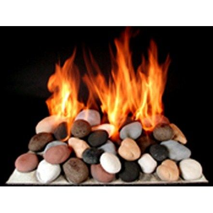 Buy Glass Rocks Stone Outdoor Stone Indoor Online Ceramic Fire Stones Set San Francisco Bay Area Ca The Fireplace Element Fire And Stone Gas Fireplace Fire Glass