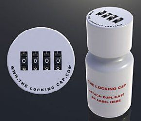 Image result for medication lock