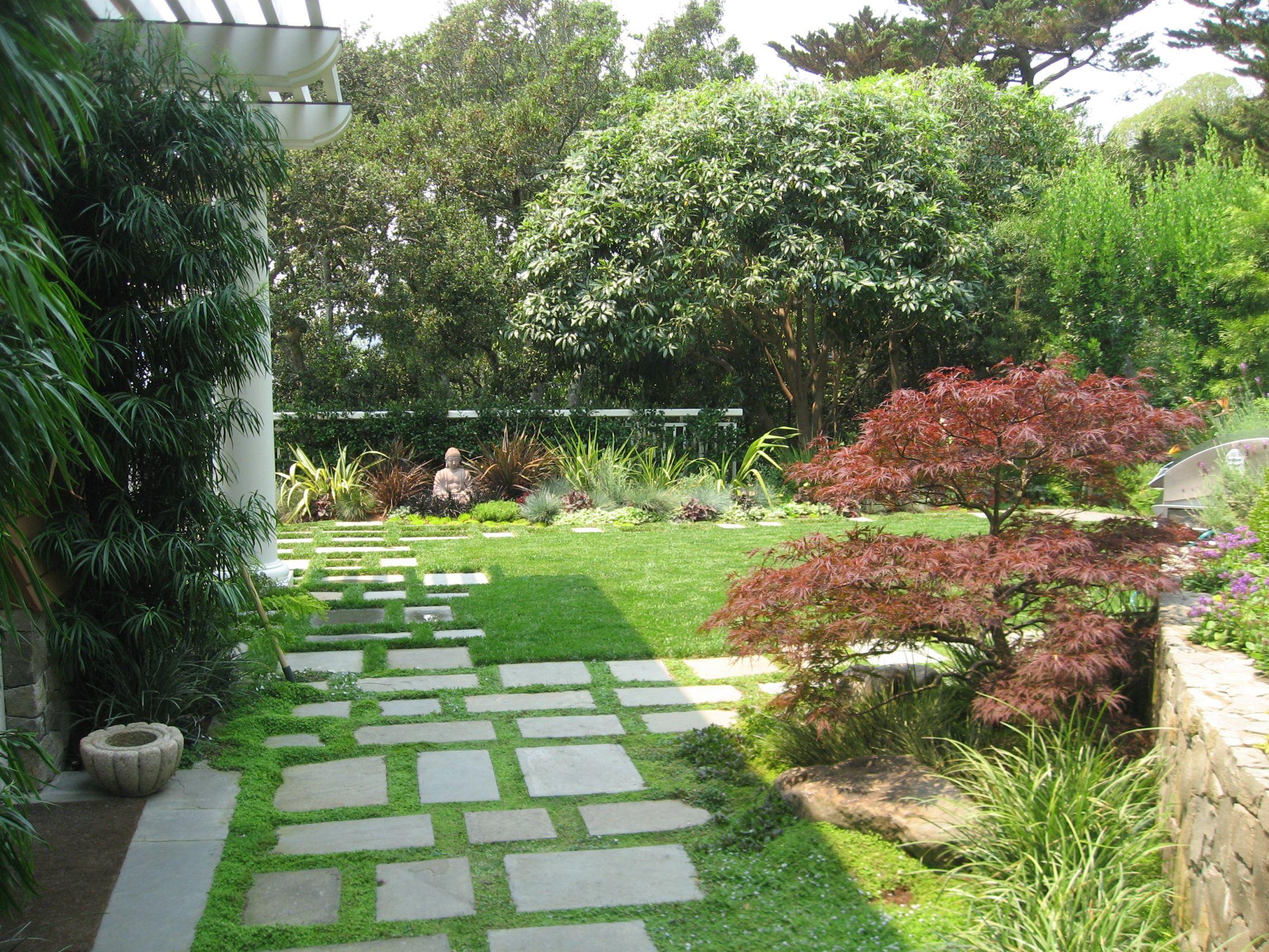 Marin Design Garden Sok Pa Google Meditation Garden Asian Garden Zen Garden Design