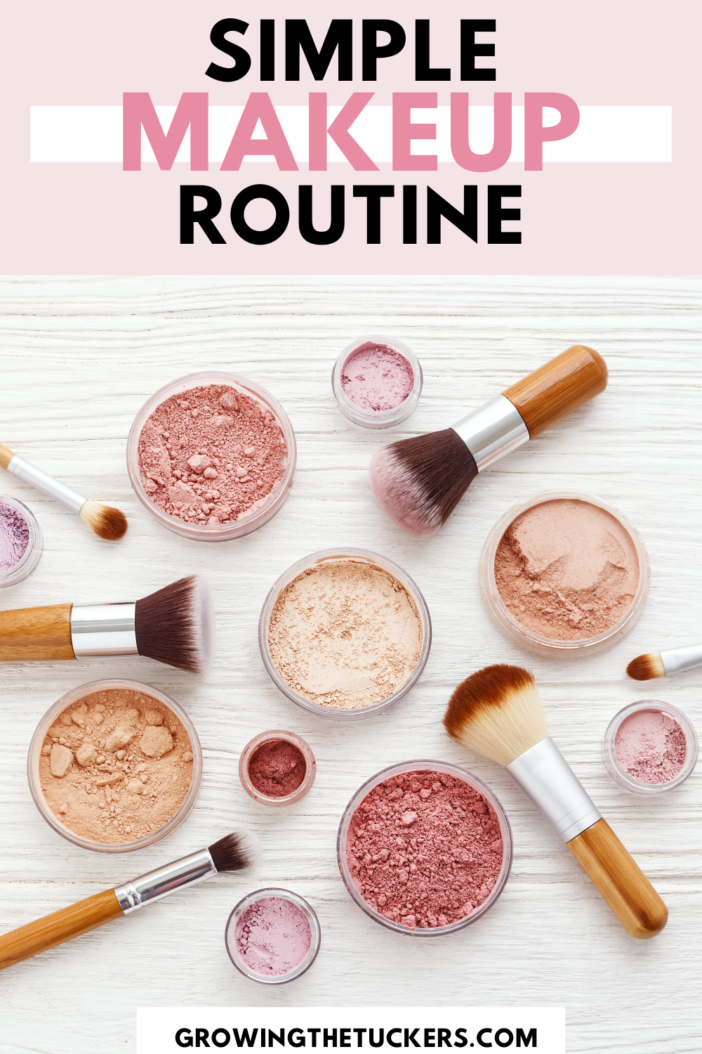 Simple Makeup Routine in 2020 Non toxic makeup, Skin