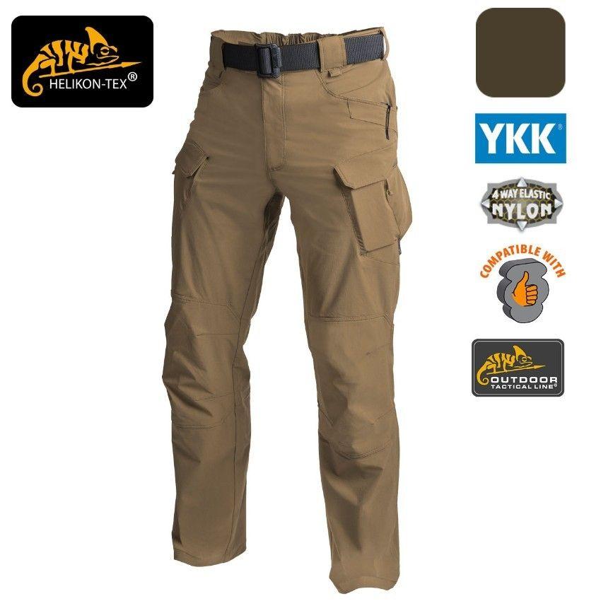 Pantaloni SFU Special Forces Uniform HELIKON Neri Pantalone