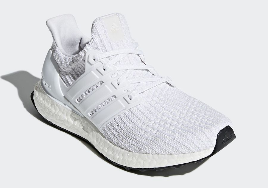 ADIDAS ULTRABOOST triple white BB6168
