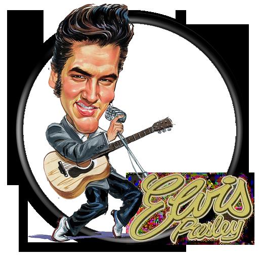 Elvis Presley Icon Png Png