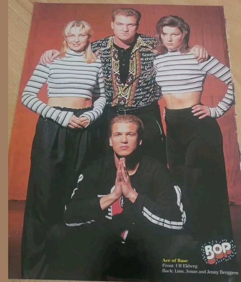Pin By Nobody You Know On Ace Of Base Ace Of Base Is In Your