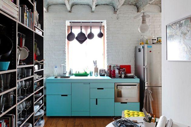Tiny Kitchen Design Ideas