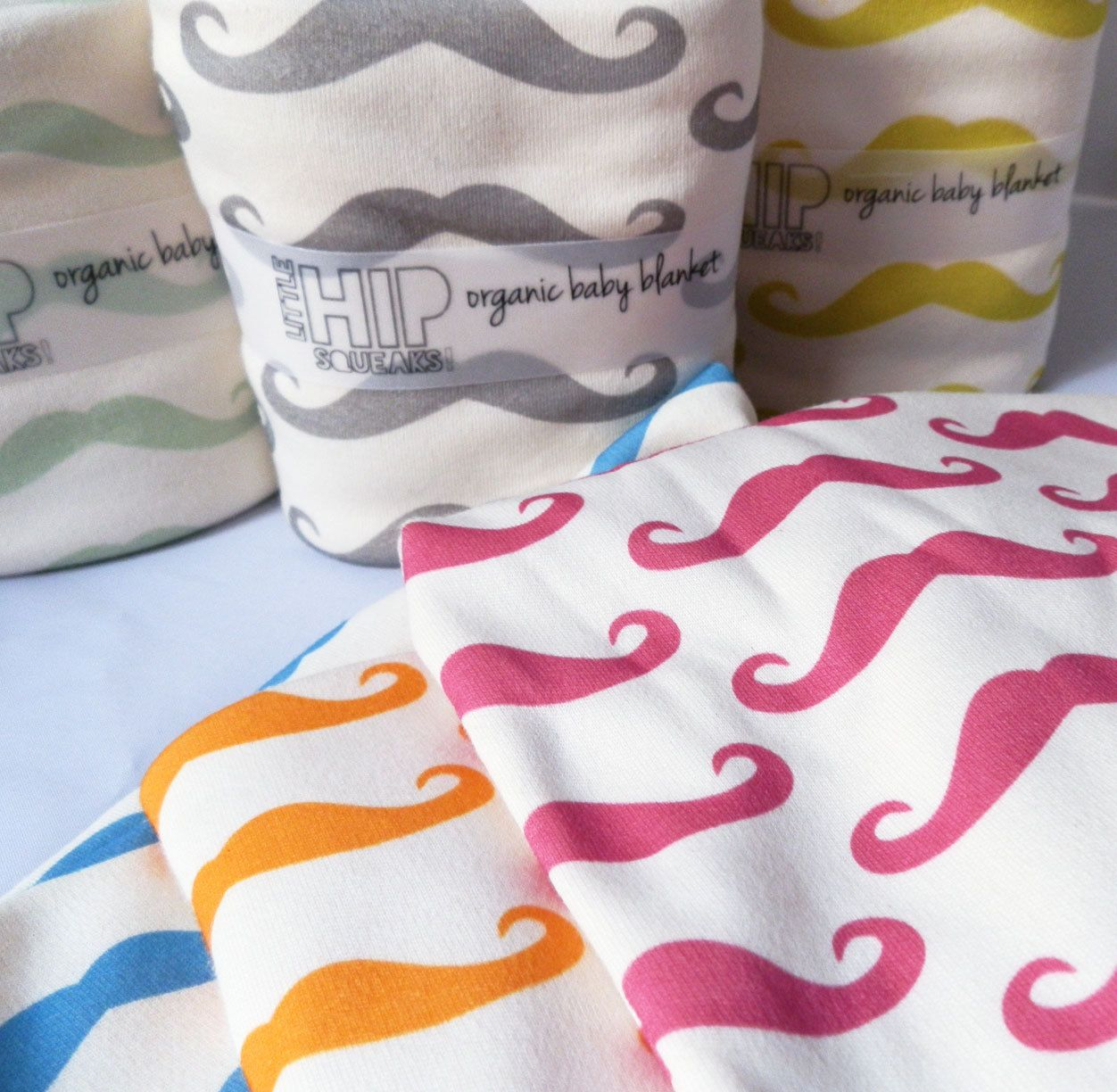 Personalized baby blanket mustache customize color and name personalized baby blanket mustache customize by littlehipsqueaks 5920 negle Image collections