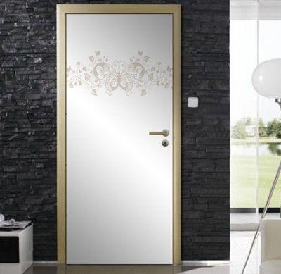 Tür Klebefolie Möbel Wohnen Holztür Folien 315484 Türtapete In