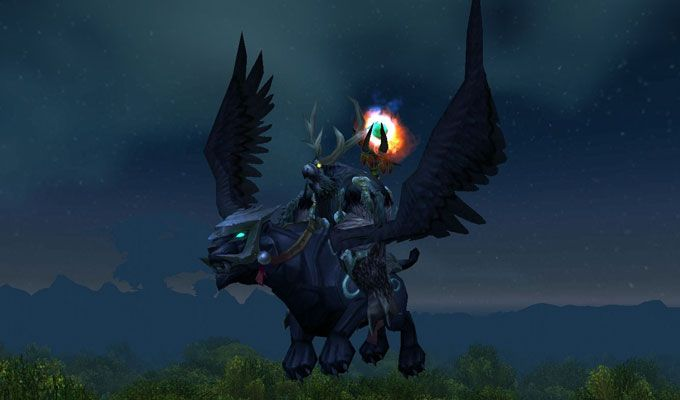 Wow Mounts Buy Wow Achievement Mounts Nightwing World Of Warcraft Roleplaying Game