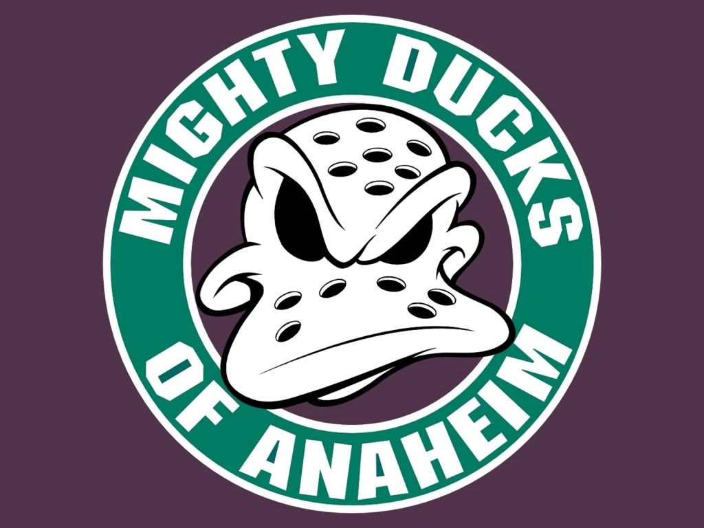 Anaheim Mighty Ducks Logo Anaheim Ducks Ducks Hockey Anaheim Ducks Hockey