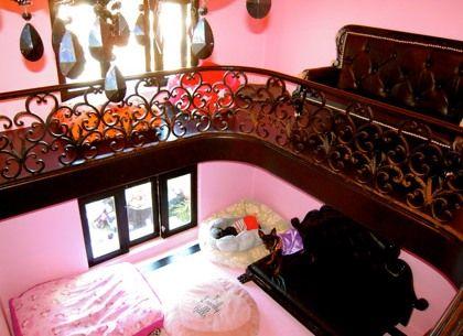 Pink Luxury Dog House Dog Houses Luxury Dog Kennels