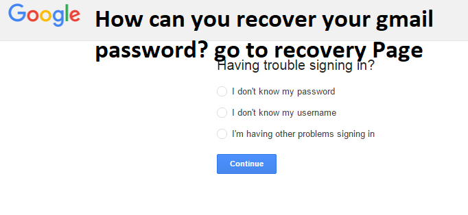 Steps is here to retrieve your Google (account) data Back