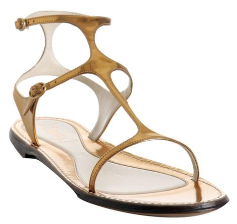 5c09e692d88 Yves Saint Laurent St Tropez Gladiator Sandals | Clothes | Fashion ...