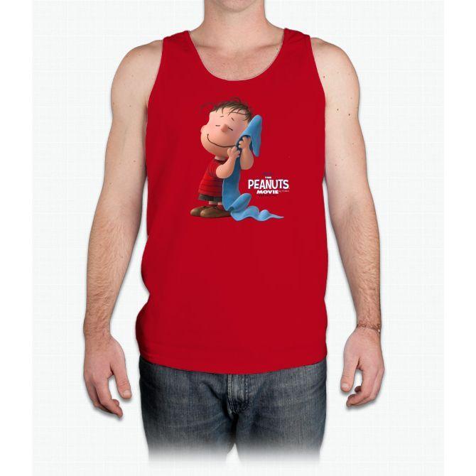 Linus - The Peanuts Movie Mens Tank Top