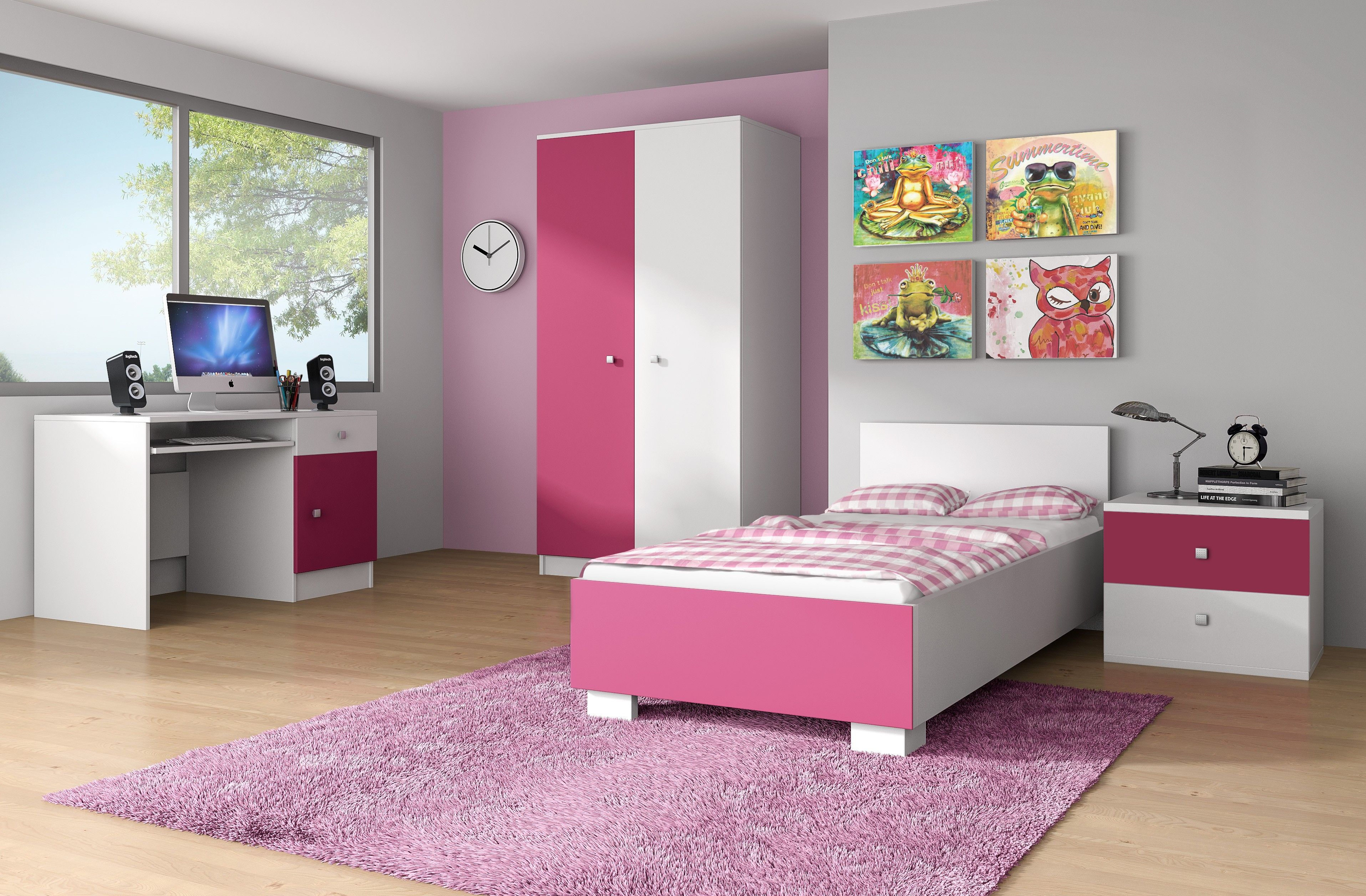 ide dco chambre ado fille 12 ans best charmant idee deco | bed ...