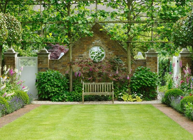 Transform a Small Garden into a Little Piece of Paradise The