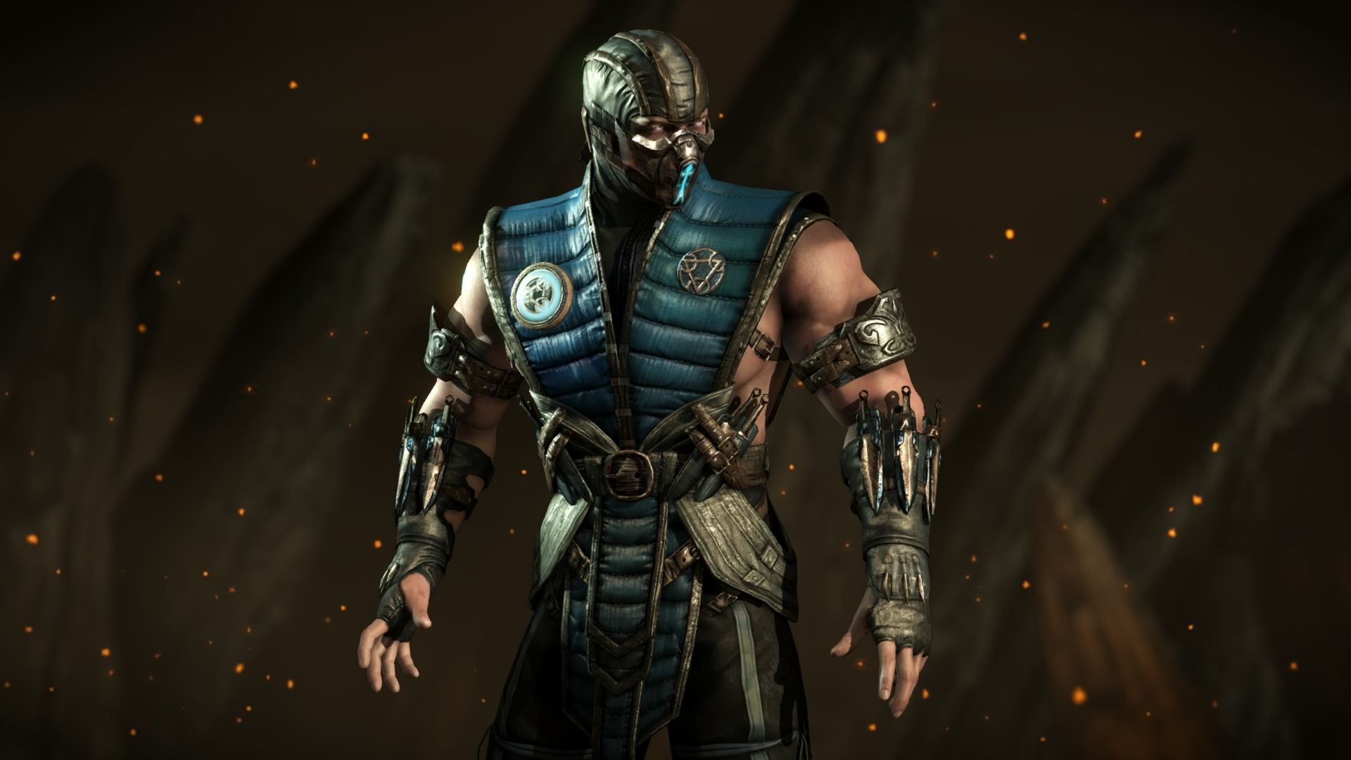 Mortal Kombat X:Sub-zero By Kabukiart157 On DeviantArt