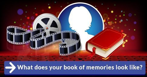 What does your book of memories look like?