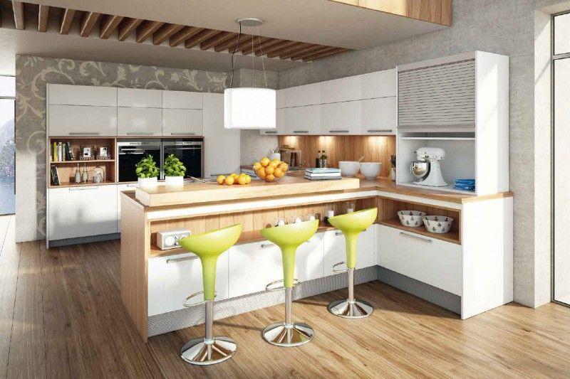 Keuken Bar Design : U keuken met bar google zoeken keuken