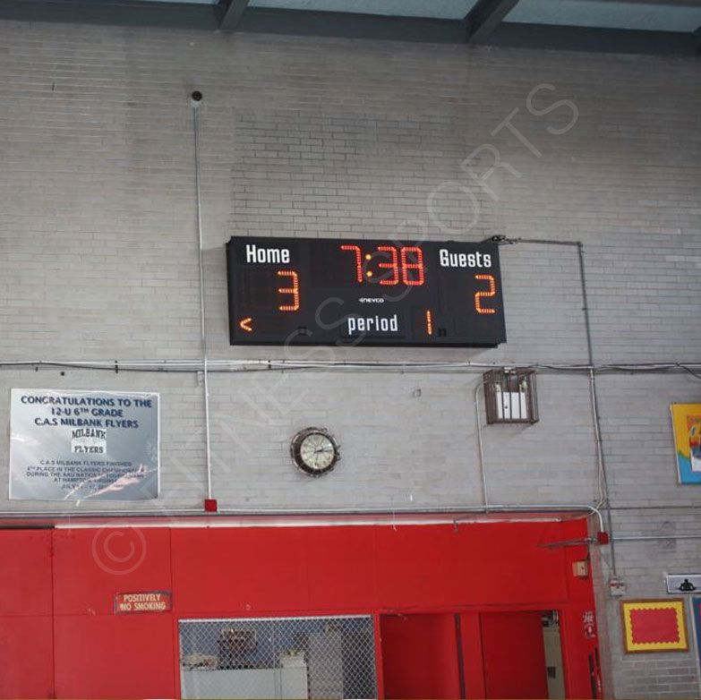 Professional radio controlled electronic stadium