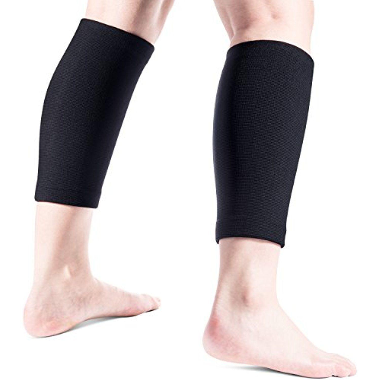 Muscle Compression Shank Leg Sleeve Running Shin Splints Exercise Calf Sleeve