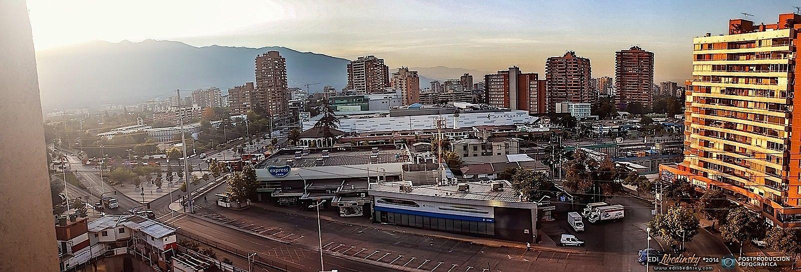 Visita a Santiago de Chile - Edi Libedinsky - 2014