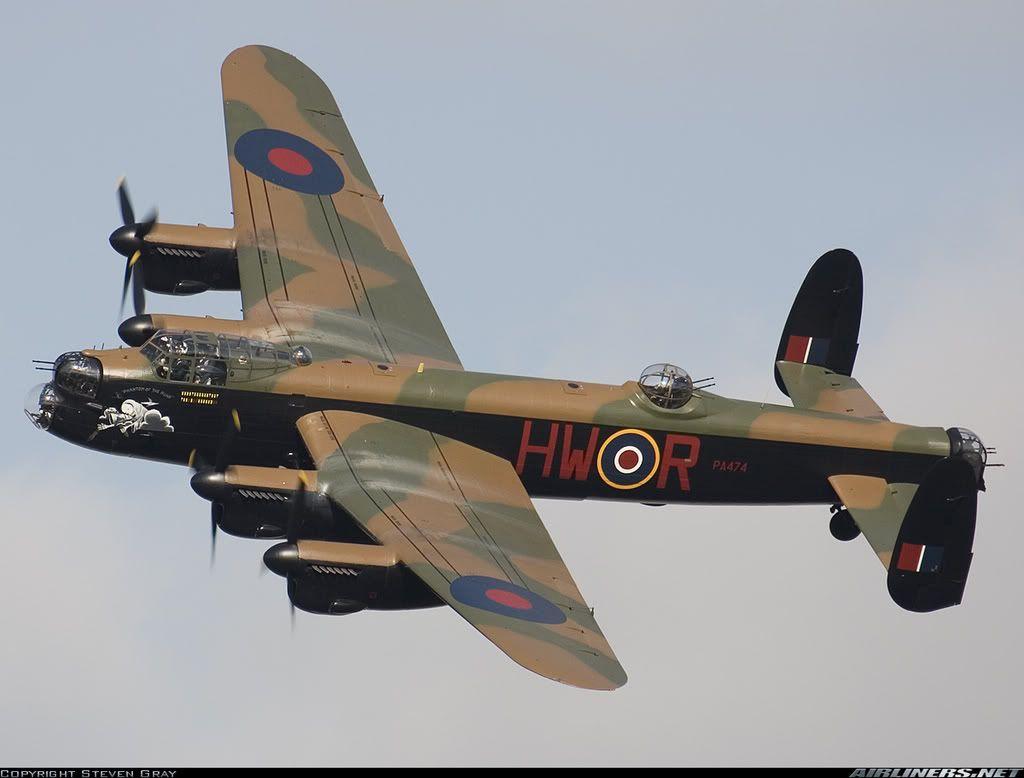 Lancaster Bomber Ww2 England Nostalgia Pinterest
