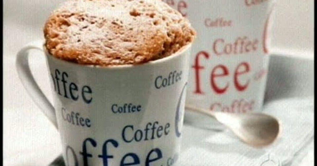 Mug Cake Cookie Recette