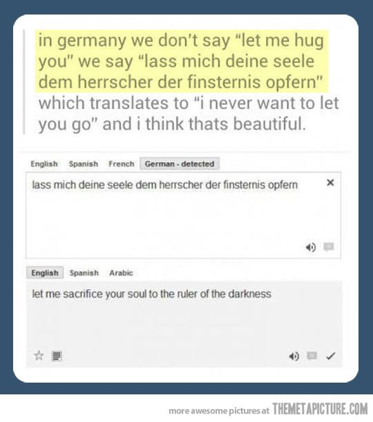 Nice Try German Laughing So Hard Tumblr Funny Stupid Funny