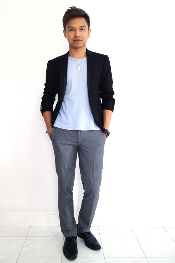 Find blue blazer black pants at ShopStyle. Shop the latest collection of blue blazer black pants from the most popular stores - all in one place.