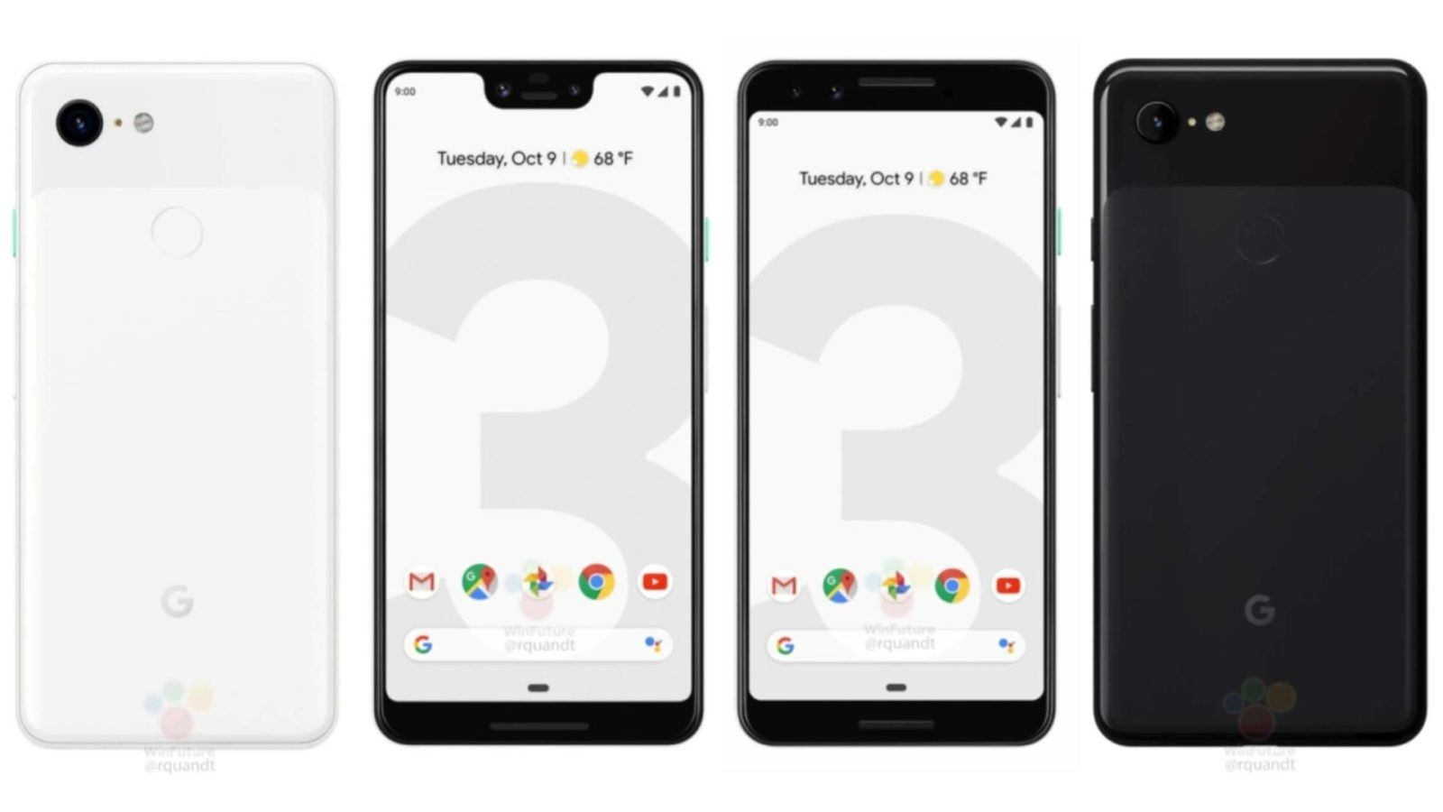 Today, we have got 28 new live wallpapers from Google Pixel 3 and