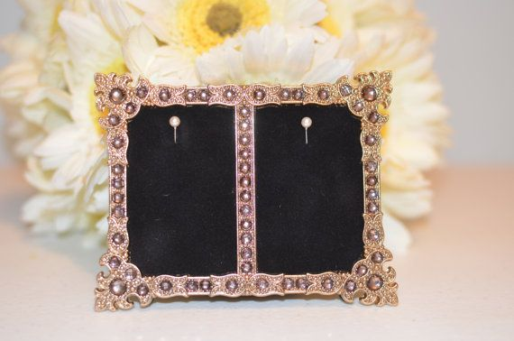 DOUBLE Engagement & Wedding Ring Picture Frame by FramesofMine, $16.99