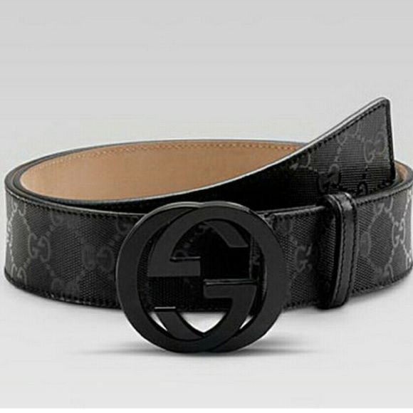 f5741d83c46 Men s Gucci belt Authentic Gucci Belt. From Gucci store. Comes with dust  bag! Size 95 Gucci Accessories Belts