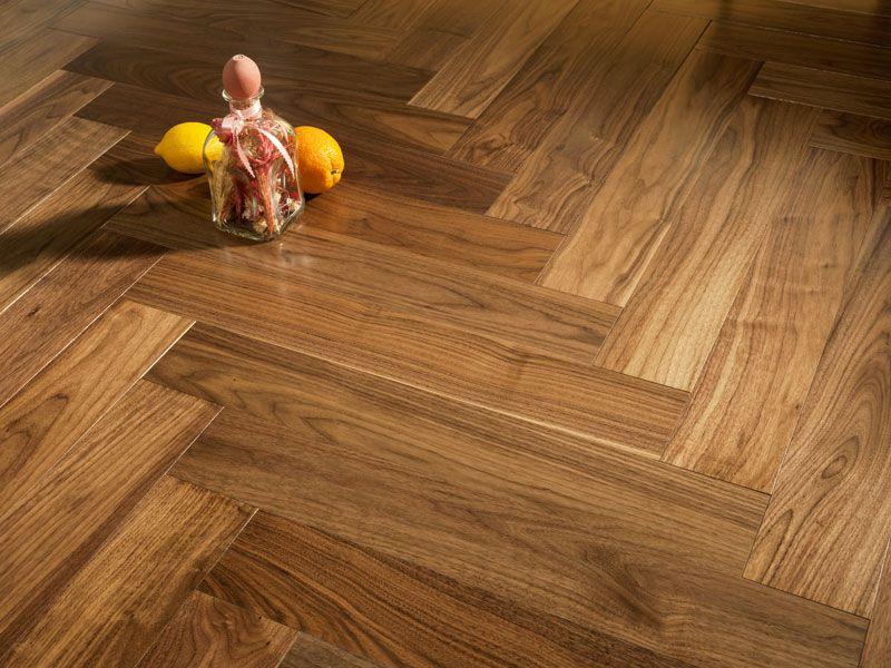 Western Coswick Engineered Wood Flooring American Walnut