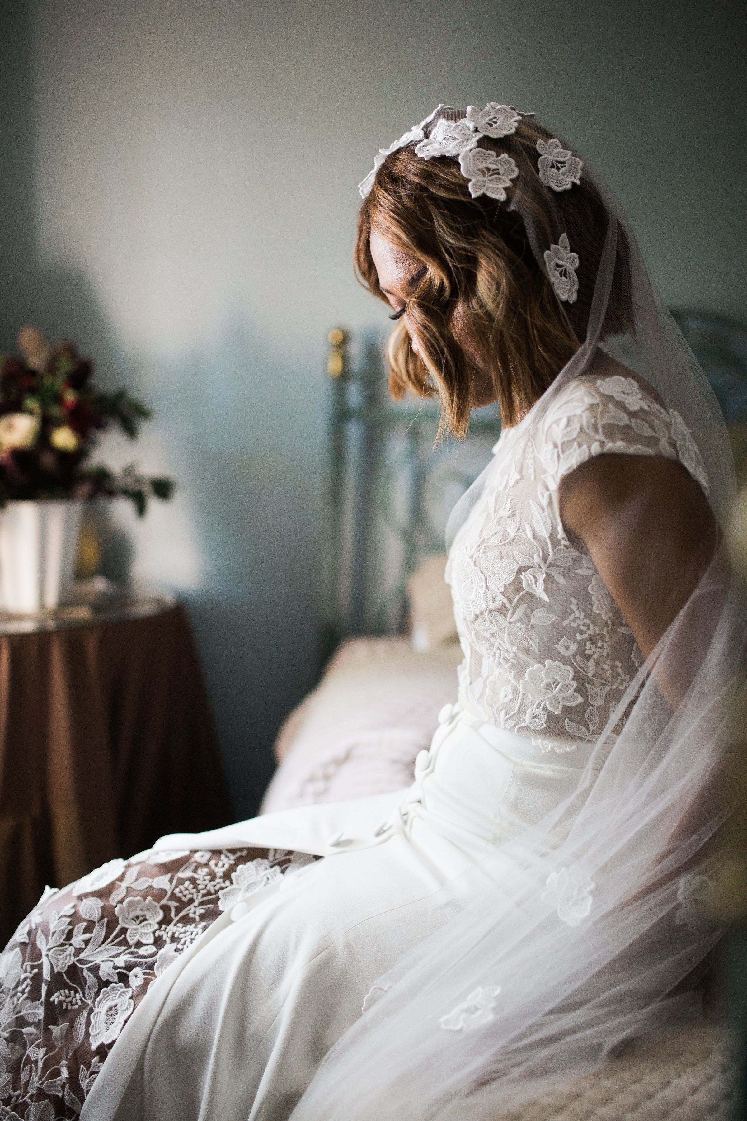 tips for acing your wedding hair trial in bridal hair