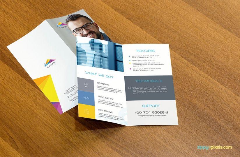 9 Professional Psd Flyer Mockups Set Zippypixels Flyer Mockup Flyer Brochure