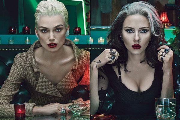 Pin By Cristina Dorado On Hair Makeup And Nails Scarlett Johansson Rogue Hair Scarlet Johansson