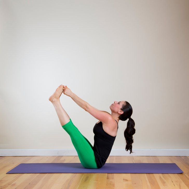 Pin for Later: Happy Hips Yoga Sequence Both Big Toe Pose