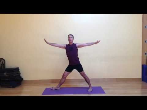 Baxter Bell Yoga Mini Vinyasa 20 Dynamic Triangle Triangle Pose Yoga Yoga Integral Yoga