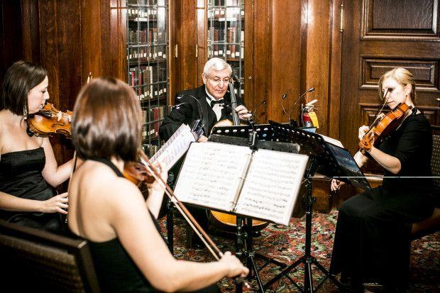 Live Music Wedding Ceremony String Shrewsbury Quartet 609